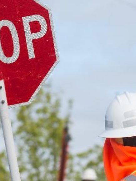Traffic Control Persons for Construction