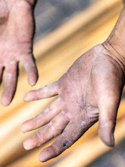 Hand, Wrist & Finger Safety in Construction Environments