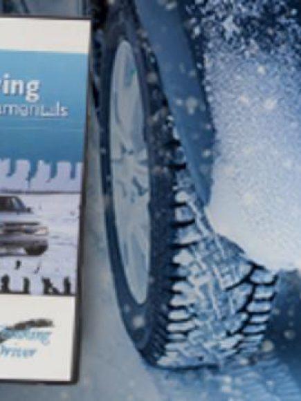 Winter Driving Fundamentals DVD