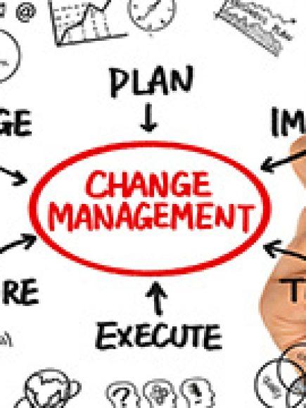 Change Management – Thriving through Workplace Change