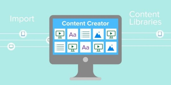training content management